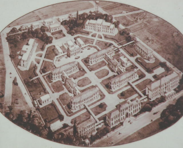 Hôpital d'Argenteuil
