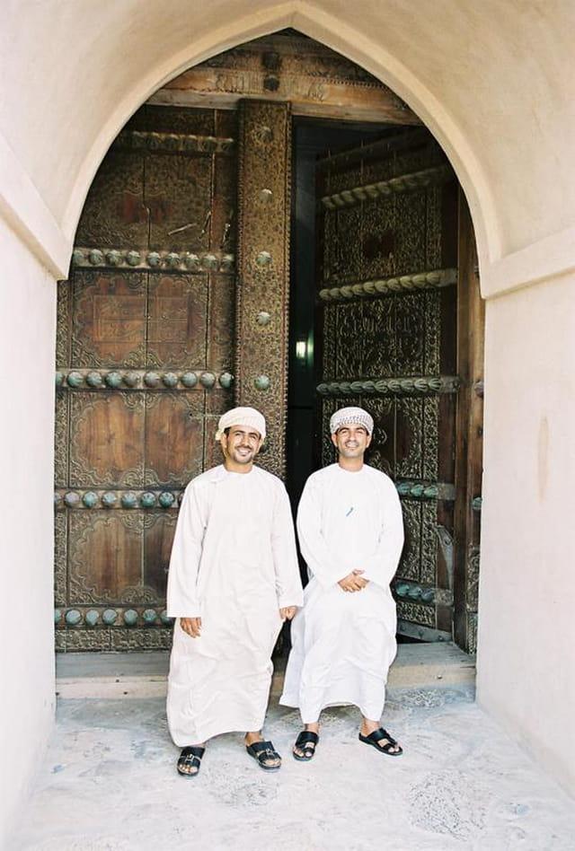 Hospitalité arabe!