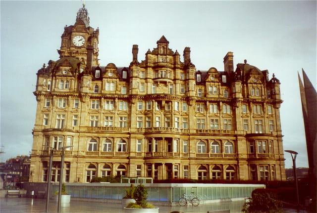 Hotel d'Edinbourgh
