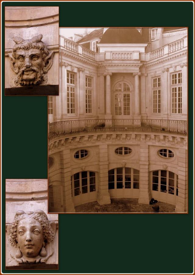 Hôtel de Beauvais, patrimoine du Marais