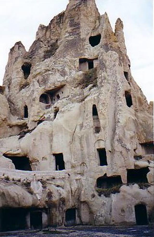 Hotel de pierre