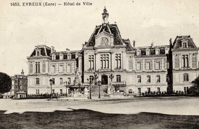 Hôtel de ville d'Evreux