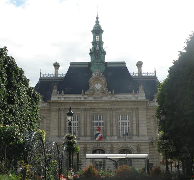 Hôtel-de-Ville de Levallois