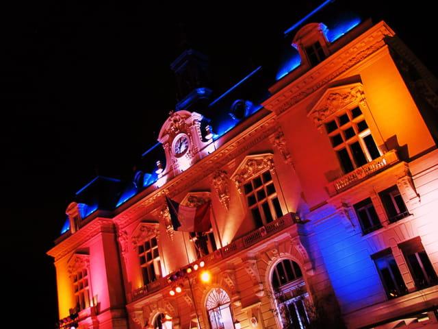 Hotel de ville de TARBES.