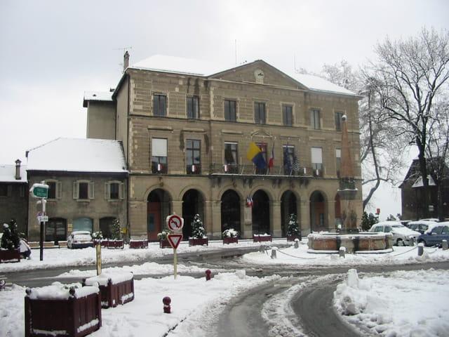 Hôtel de ville de Thonon-les-Bains