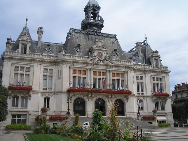 Hotel de ville de Vichy