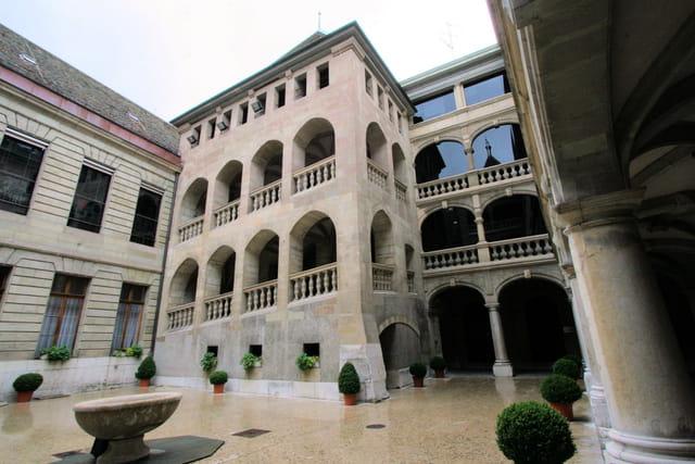 Hôtel de ville - Genève