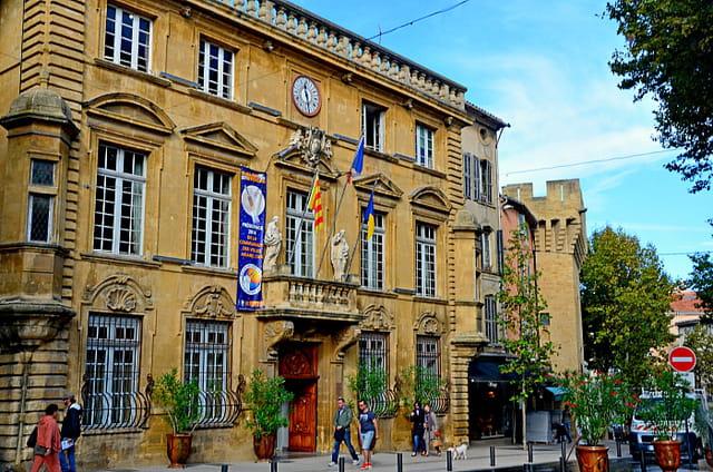 Hôtel de ville, Salon-de-Provence