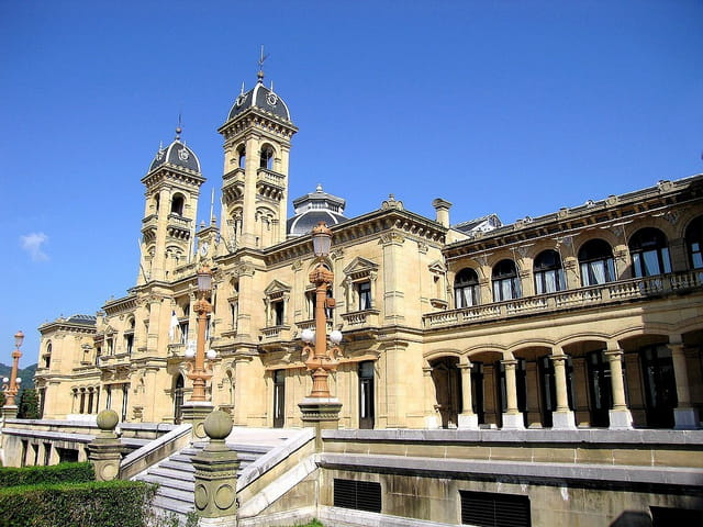 Hôtel de ville-San Sebastian (1)