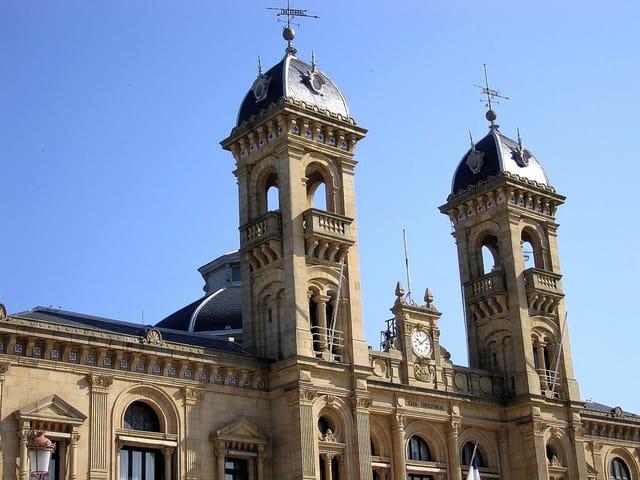 Hôtel de ville-San Sebastian (2)