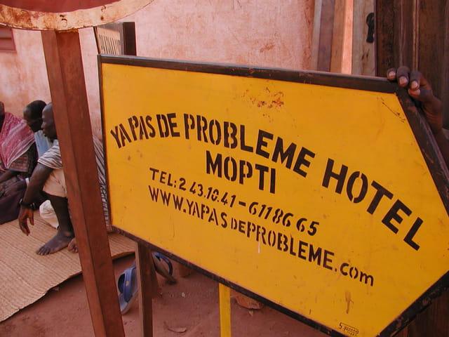 Hôtel Mopti