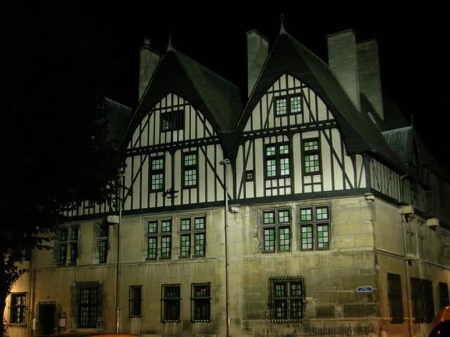 Hotel musée Le Vergeur