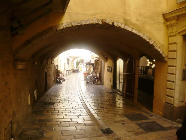 Hyères vieille ville