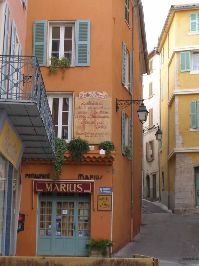 Hyères (vieille ville)