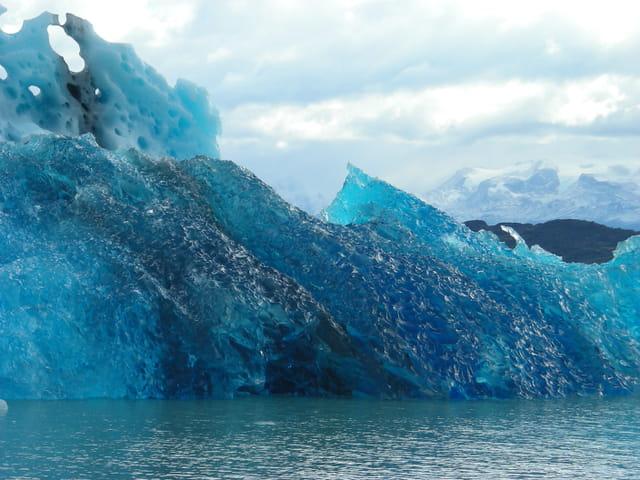 Iceberg renversé