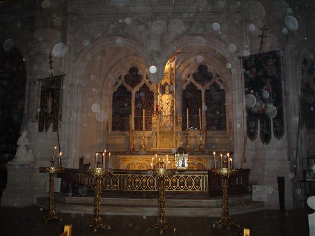 Autel à Saint-Nicolas