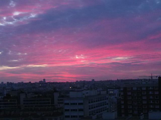 Il est 5h, Paris s'éveille.....