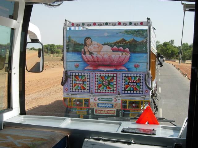 Il est beau mon camion