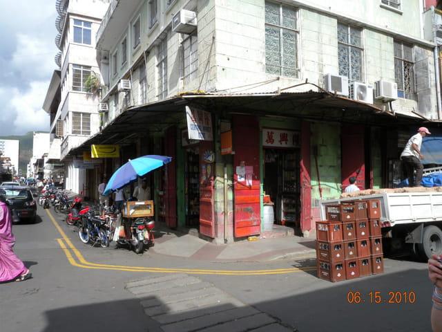 Ile maurice la boutique du chinois par alain kadlec sur for Maurice boutique