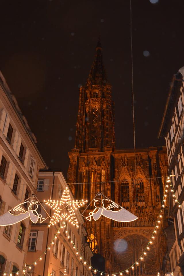 Illuminations à Strasbourg