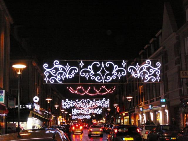 Illuminations de Noël à Evreux