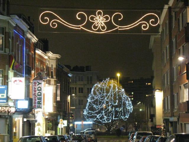 Illuminations de quartier
