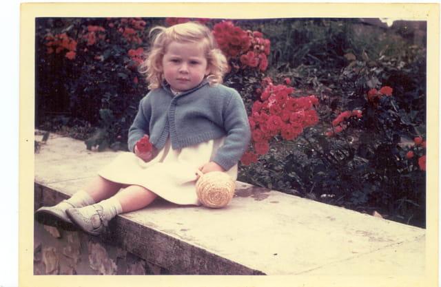 Ma mère, il y a 50 ans