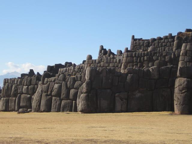 Immensité de pierres