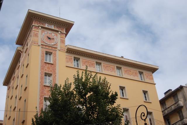 immeuble ancien d'Ajaccio