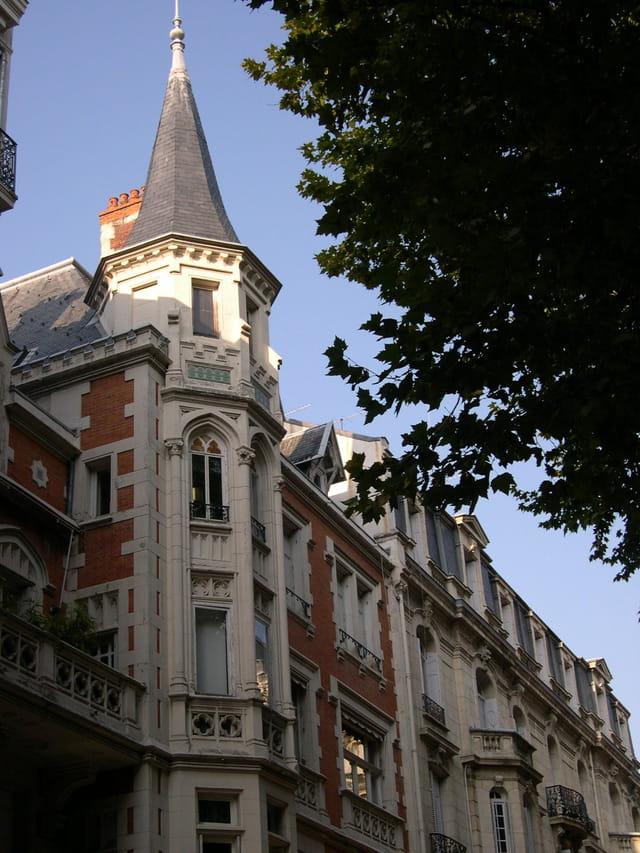 Immeuble david, dit palais mimard