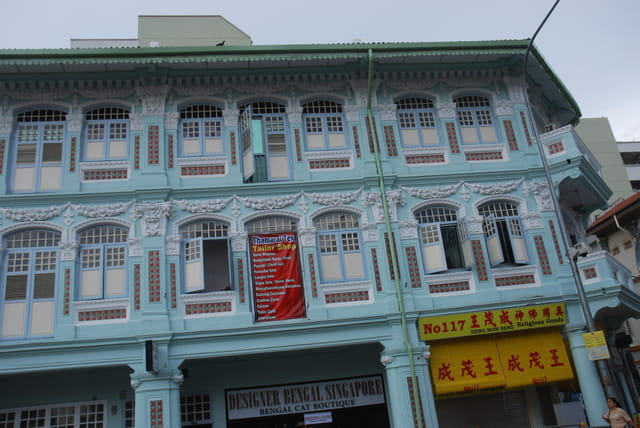 immeuble de Little India