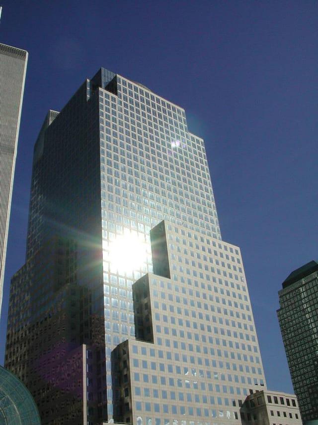 Immeuble solaire
