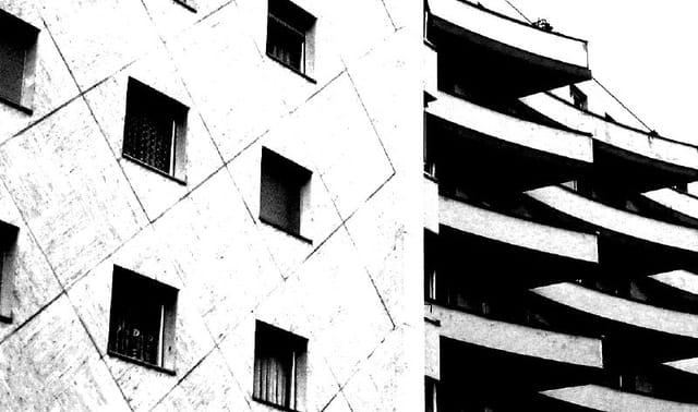 Immeubles à Montreux
