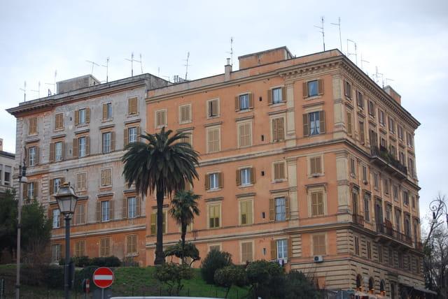 immeubles de la Rome ancienne