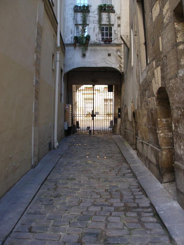Impasse de L'Hôtel D'Argenson