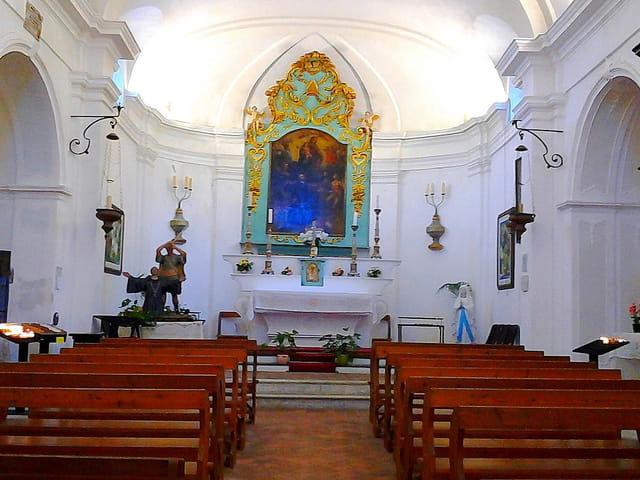 Intérieur Chapelle St. Hospice (1)