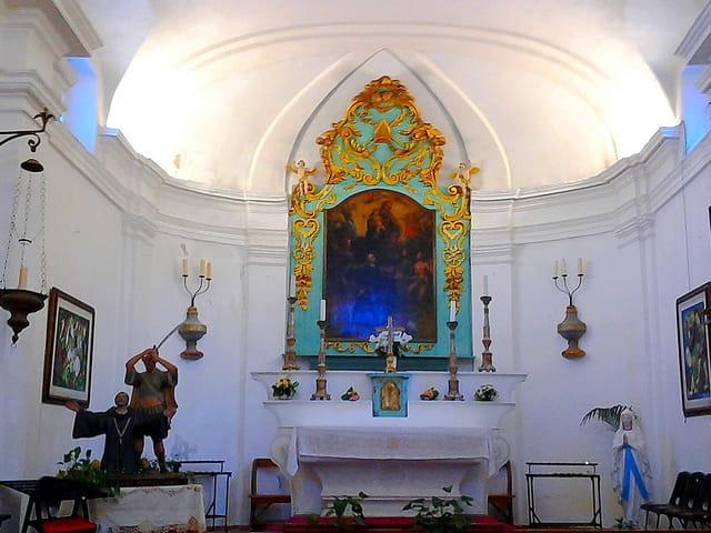 Intérieur Chapelle St. Hospice (2)