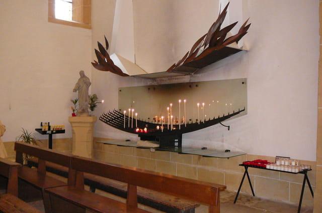 Intérieur de la basilique du Sacré-Coeur - 2