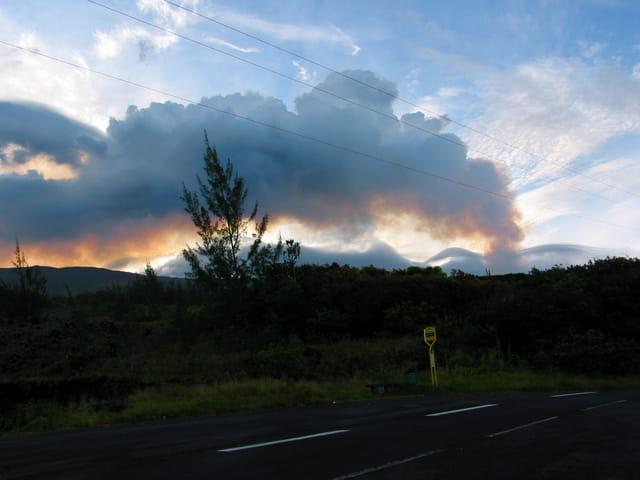 Irrésistible volcan...