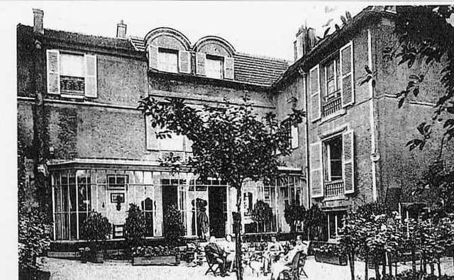 Jacques Tati : Sa maison de l'Ermitage au Pecq (2)