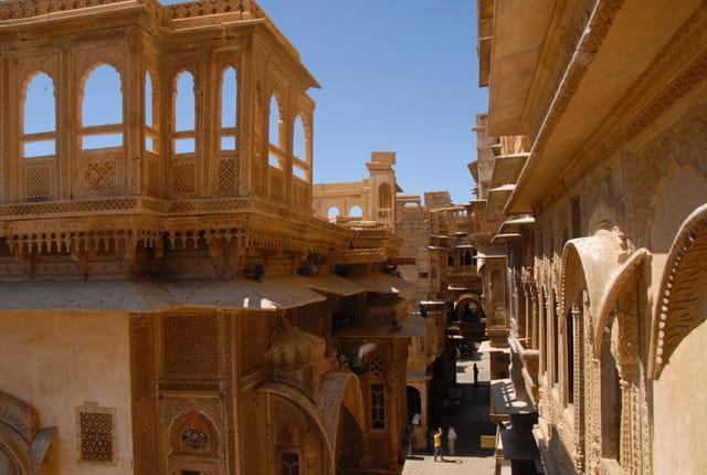 Jaisalmer - ville basse