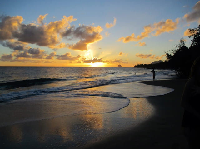 Janvier en Martinique