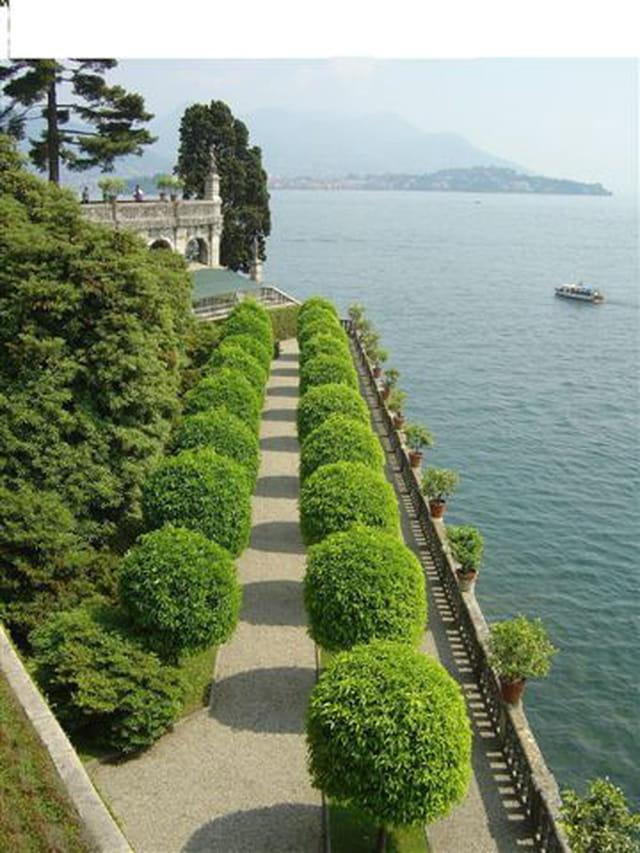 Jardin l 39 italienne par mauricette potier sur l 39 internaute - Jardin a l italienne ...
