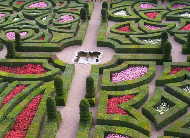 Jardin La Fran Aise Par Erwan Gargadennec Sur L 39 Internaute