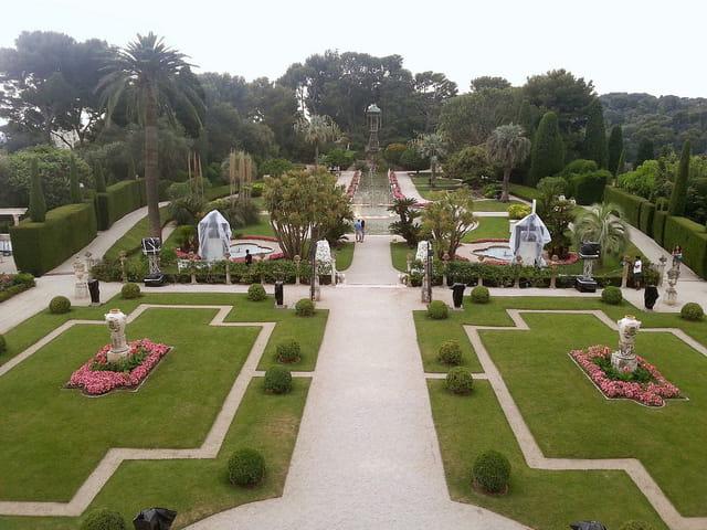 Jardin à la Française et de Sèvres (10)