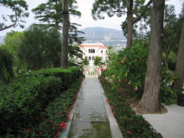 Jardin à la Française et de Sèvres (4)