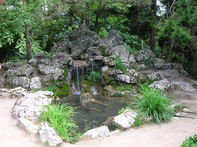 Jardin anglais par pierre ollivier sur l 39 internaute for Jardin anglais rambouillet