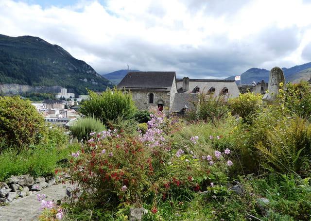 Jardin botanique du château-fort - 1