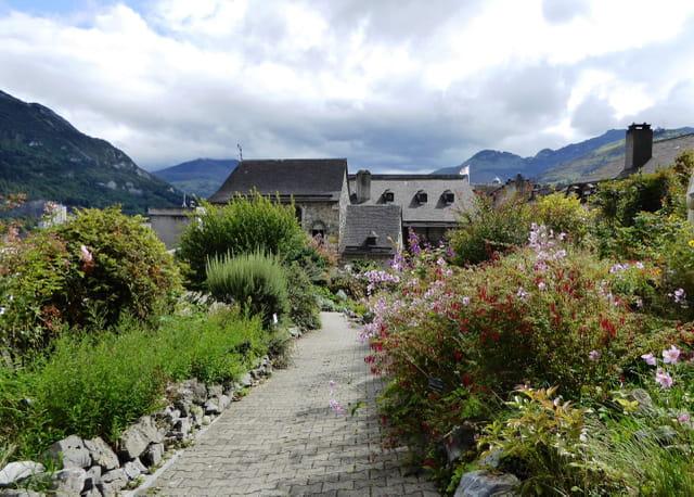 Jardin botanique du château-fort - 2