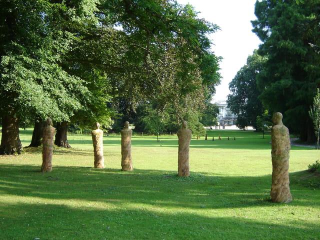 Jardin de belgique
